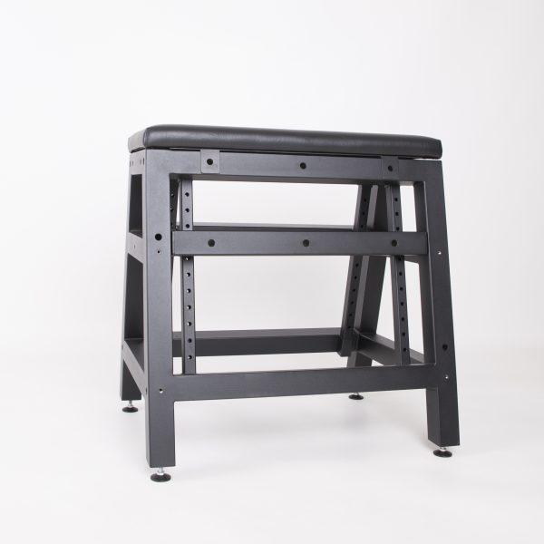 Bock Stahl mit Mittelbalkenhöhenverstellbar